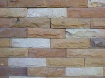 Beauty stone wall Royalty Free Stock Image