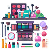 Beauty store Stock Photo