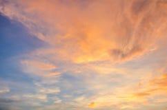 Beauty of Sunrise Scene Stock Photos