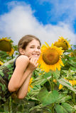 Beauty teen girl Royalty Free Stock Photo