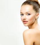 Beauty Teenage Girl Portrait Stock Images