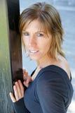 Beauty teenage girl portrait Stock Photography