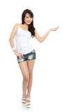 Beauty teenager girl Stock Photo