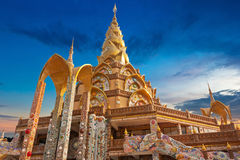 Beauty temple in Thailand Royalty Free Stock Image
