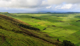 The beauty of Terceira, Azores Royalty Free Stock Photo