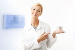 Beauty therapist Stock Photos
