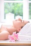 Beauty treatment Royalty Free Stock Photos