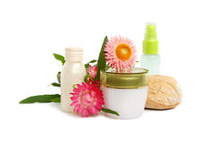 Beauty treatment Stock Image