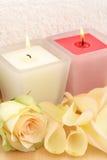 Beauty treatment Stock Photography