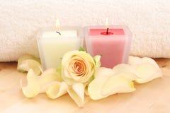 Beauty treatment Royalty Free Stock Photography