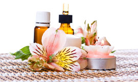 Beauty treatment Stock Photos