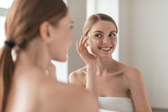 Beauty treatment. Stock Images