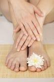 Beauty treatment Stock Photos