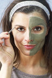 Beauty treatments Stock Image
