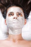 Beauty treatments Royalty Free Stock Image