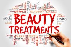 Beauty Treatments Stock Photography