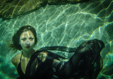 Beauty Underwater Royalty Free Stock Photography