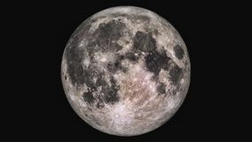 The beauty of the universe: Wonderful super detailed full Moon. Elements of this image furnished by NASA`s Scientific Visualization Studio stock illustration