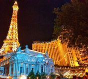 Beauty of Vegas Stock Images