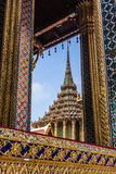 Beauty of Wat Phra Kaew Royalty Free Stock Photo
