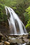 Beauty waterfall. Stock Images