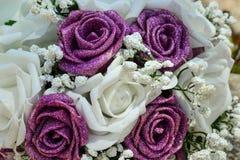 Beauty wedding bouquet Stock Photography