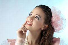 Beauty woman Royalty Free Stock Image