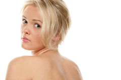 Beauty woman Stock Photography