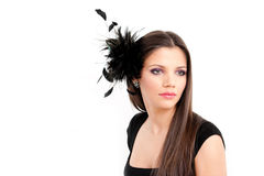 Beauty woman Royalty Free Stock Images