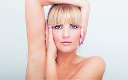 Beauty woman Royalty Free Stock Photography