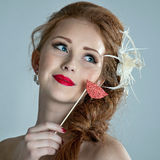 Beauty woman Royalty Free Stock Photos