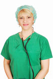 Beauty woman doctor Stock Photography