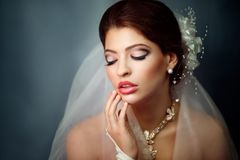 Beauty woman face Royalty Free Stock Image