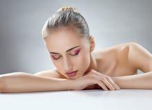 Beauty woman Stock Photography