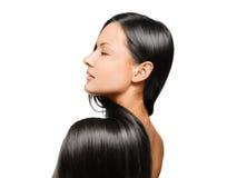 Beauty woman . long hair Royalty Free Stock Photography