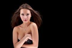 Beauty woman portrait Royalty Free Stock Photo