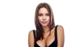 Beauty woman portrait Stock Photos