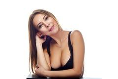 Beauty woman portrait Royalty Free Stock Photography