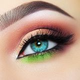 Beauty of a woman`s look