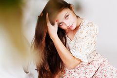 Beauty young woman Royalty Free Stock Photo