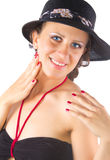 Beauty. Young beauty woman ,body care Stock Images