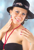 Beauty. Young beauty woman ,body care Royalty Free Stock Photo