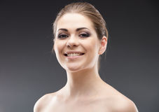 Beauty young woman portrait Royalty Free Stock Photo