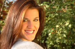 Beauty4 ao ar livre Imagem de Stock Royalty Free