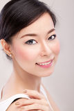 Beautyful Asian woman Stock Photo