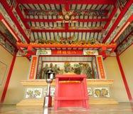 beautyful Chinees heiligdom Royalty-vrije Stock Afbeelding