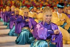 beautyful dansare Arkivbild