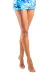 Beautyful female legs Royalty Free Stock Image