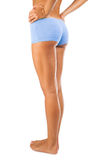 Beautyful female legs Royalty Free Stock Images