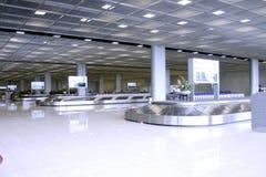 Beautyful am Flughafen Stockfoto